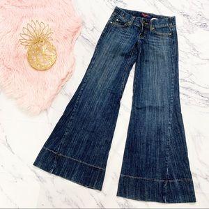Vigoss Premium Super Flare Denim Jeans Size 1/2